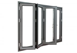 aluminium folding windows